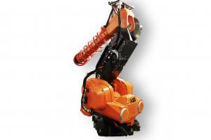 Dürr Roboter Schutzverkleidung
