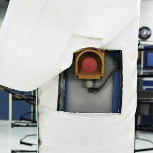 Protech Schutzverkleidung Sonderanfertigung